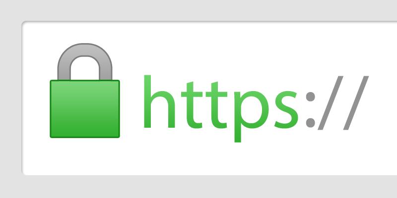 Certificato sicuro per il sito Web