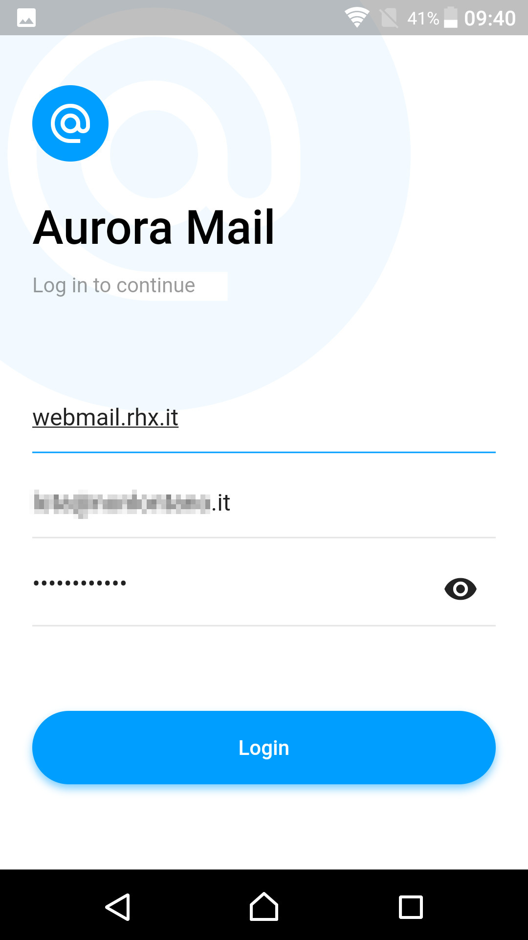 Accedere alle mail da Smartphone