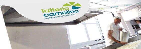 Sito Latteria di Camolino - Restyling Sito Web