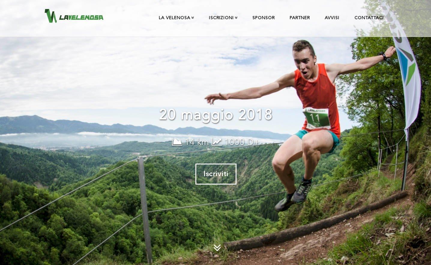 Nuovo sito per La Velenosa 2018