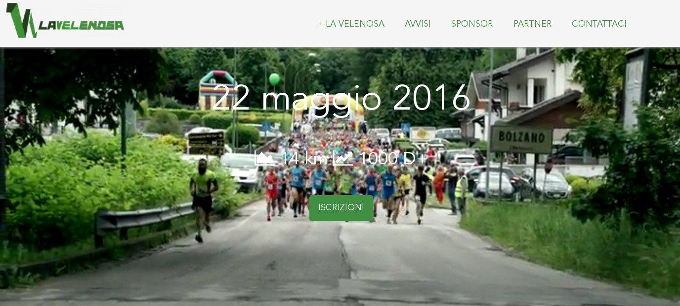 Nuovo sito web La Velenosa
