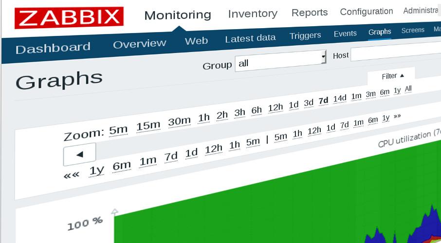 Migrazione installazione Zabbix da 1.8 a 3